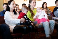 Uvítanie detí do života - 8.2.2020