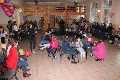 Fašiangová párty - 23.2.2020