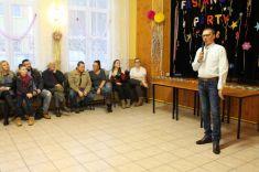 Fašiangová párty - 02.02.2019
