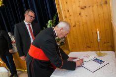 95 rokov života a 70 rokov kňazstva - J.Em. kardinál Jozef Tomko
